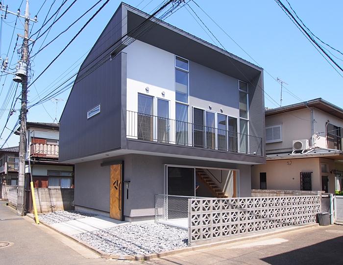 西東京の家 外観