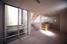 和泉の狭小住宅・大阪 (建築面積 約11坪)の画像