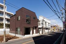 国分寺のガレージハウス・東京の画像
