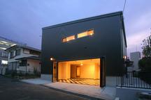 市ヶ尾のガレージハウス・横浜の画像