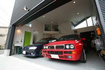 多摩のガレージハウス・川崎の画像
