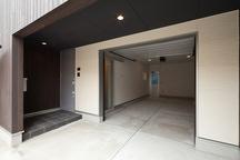 狛江のガレージハウス・東京の画像