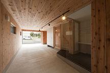 東川口の狭小ガレージハウス・埼玉 (建築面積 約10.4坪)の画像