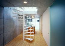 東住吉の狭小住宅・大阪 (建築面積 約14.9坪)の画像