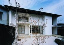 加美正覚寺の二世帯住宅・大阪の画像