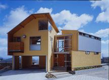 甲南山手の変形地住宅・神戸の画像