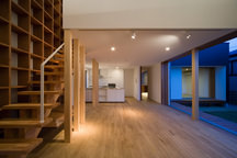 舞多聞の二世帯住宅・兵庫の画像