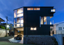 六甲の眺望を楽しむ家2・神戸の画像