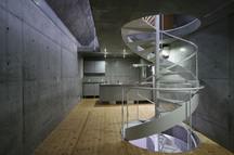 逆瀬川の狭小住宅・兵庫 (建築面積 約11.0坪)の画像