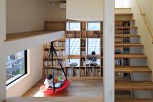 堺の狭小住宅・大阪 (建築面積 約7.6坪)の画像