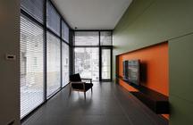 六甲の狭小住宅・神戸(建築面積 約7.1坪)の画像