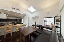下丸子の狭小住宅・東京(建築面積 約9.8坪)の画像
