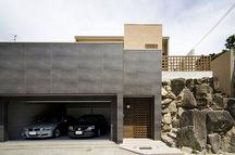 岡本の眺望を楽しむ家の画像