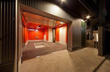 中野坂上の狭小ガレージハウス・東京(建築面積 約7.8坪)の画像