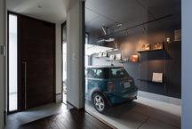 香芝のガレージハウス・奈良の画像