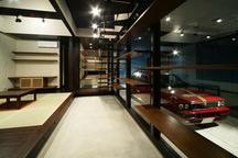 生駒のガレージハウス・奈良の画像