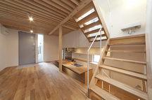祖師谷大蔵の狭小住宅・東京(建築面積 約8.3坪)の画像