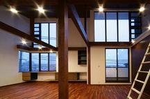 垂水の二世帯住宅・神戸の画像