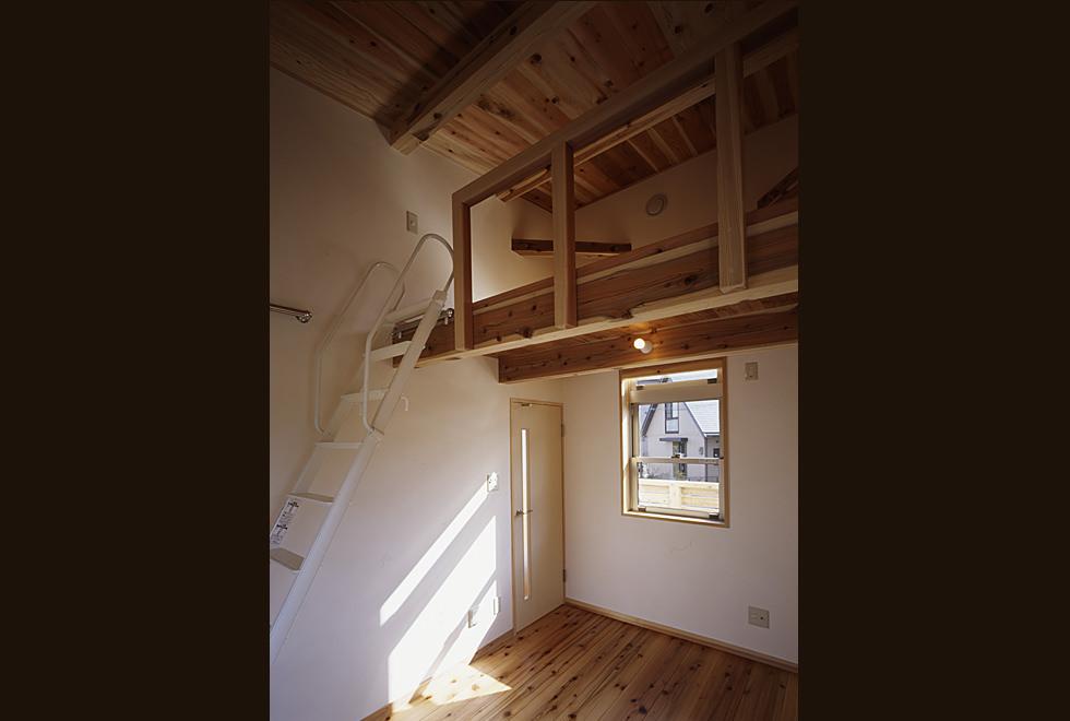 垂水の店舗併用住宅 2階住居部分 個室