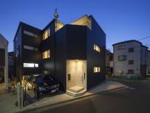阿佐ヶ谷の二世帯住宅・東京の画像