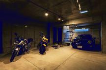 伏見のガレージハウス・京都の画像