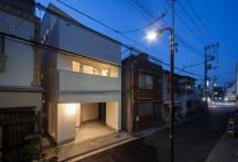 八広の狭小住宅・東京(建築面積 約11坪)の画像