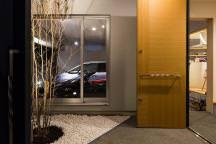 西岡本のガレージハウス・神戸の画像