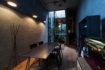 奈良きたまちの店舗併用住宅(カフェ・テナント)の画像