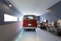 鶴見のガレージハウス・神奈川の画像