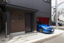 神楽坂のガレージハウス・東京の画像