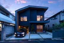 三鷹のガレージハウス・東京の画像