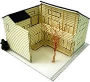 小島氏によるプレゼンテーション模型