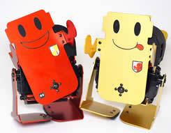 二足歩行ロボット「Robovie-i」