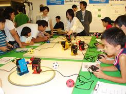 ロボット操縦教室