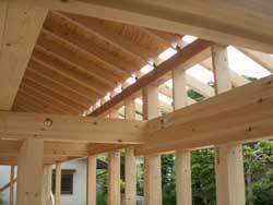 住宅・建築 建築家の住宅をプロデュース ザウス:軸組01