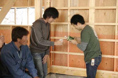 住宅・建築 建築家の住宅をプロデュース ザウス:上棟式04