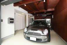 ガレージハウス・横須賀の家