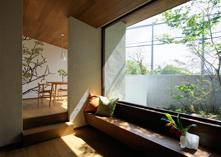 岸和田のコートハウス内のザウスサロン L Casa Minami Osaka